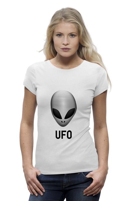 Футболка Wearcraft Premium Printio Пришелец ufo детская футболка классическая унисекс printio пришелец ufo