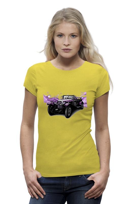Футболка Wearcraft Premium Printio Ретро авто