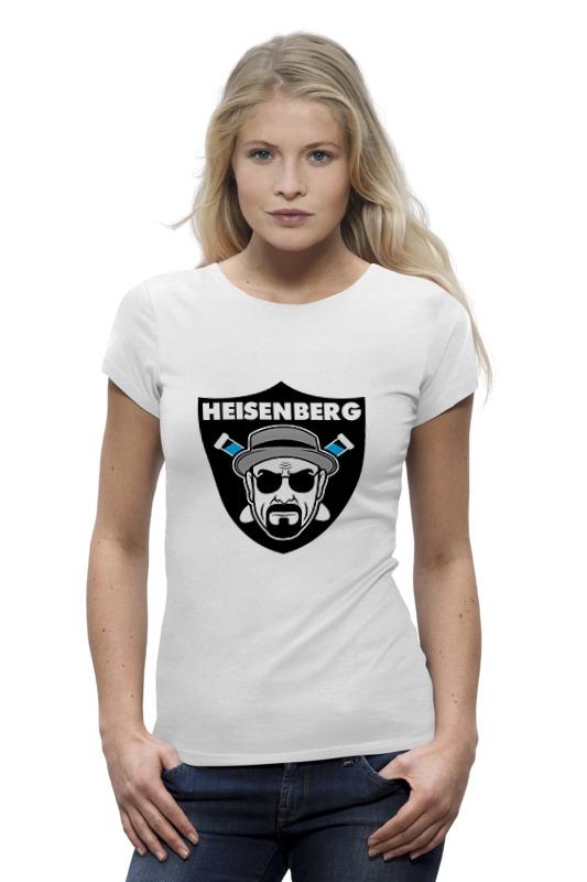 Футболка Wearcraft Premium Printio Heisenberg raiders брюки спортивные future raiders