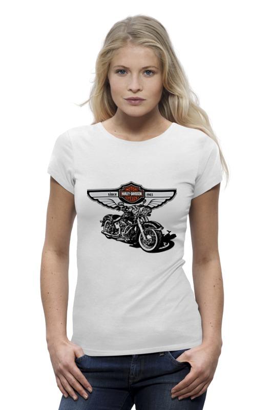 Футболка Wearcraft Premium Printio Harley davidson motors футболка wearcraft premium printio harley davidson харлей