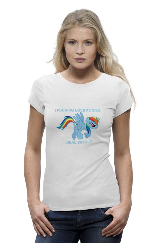 Футболка Wearcraft Premium Printio Rainbow dash 2 футболка wearcraft premium printio rainbow dash loyalty