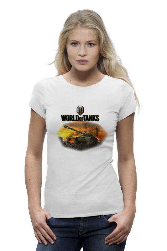 Printio World of tanks футболка wearcraft premium printio world of tanks
