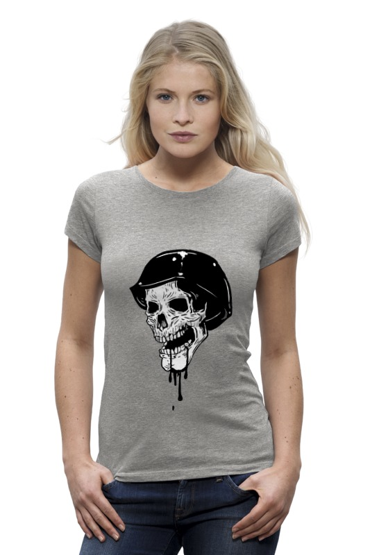 Футболка Wearcraft Premium Printio Skull футболка wearcraft premium printio панк рок кафе