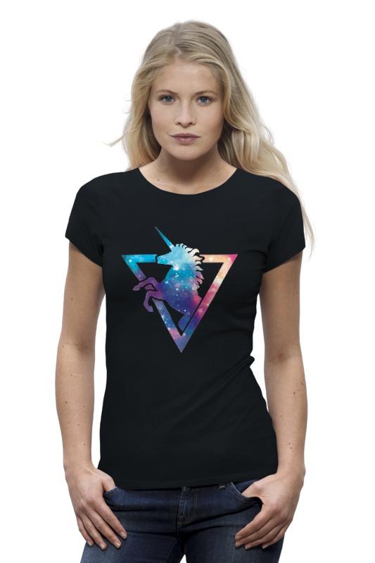 Футболка Wearcraft Premium Printio Радуга единорог футболка единорог