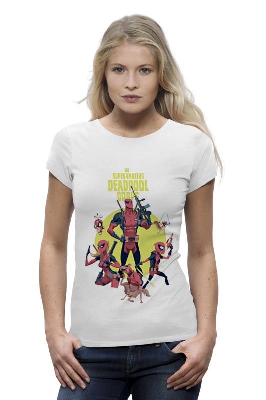 Футболка Wearcraft Premium Printio Deadpool family футболка wearcraft premium printio deadpool lantern