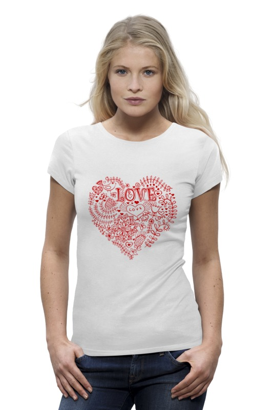 Футболка Wearcraft Premium Printio Love - 2 футболка wearcraft premium printio 62 2% в саратове