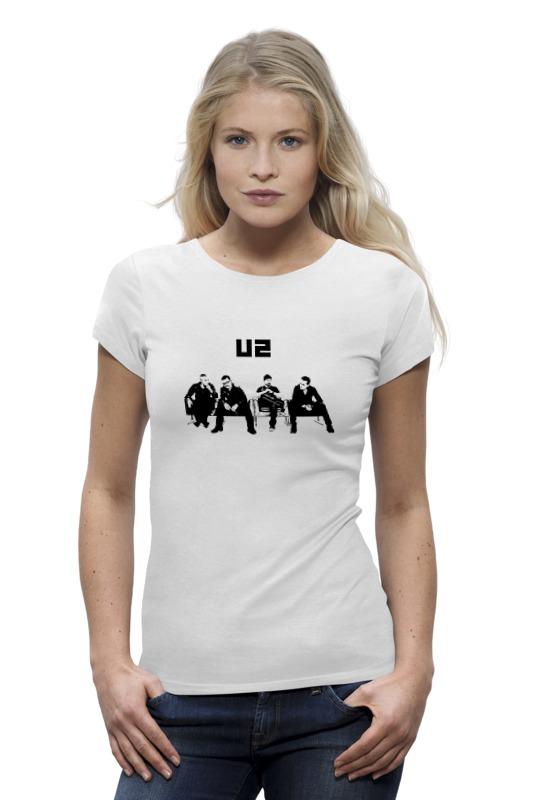 Футболка Wearcraft Premium Printio Группа u2 u2