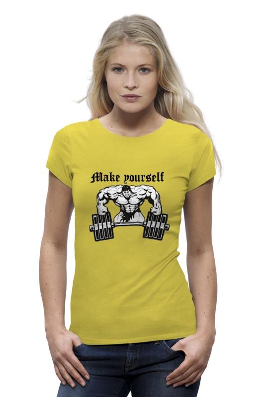 Фото - Футболка Wearcraft Premium Printio Gym - sport peter hadley sport футболка
