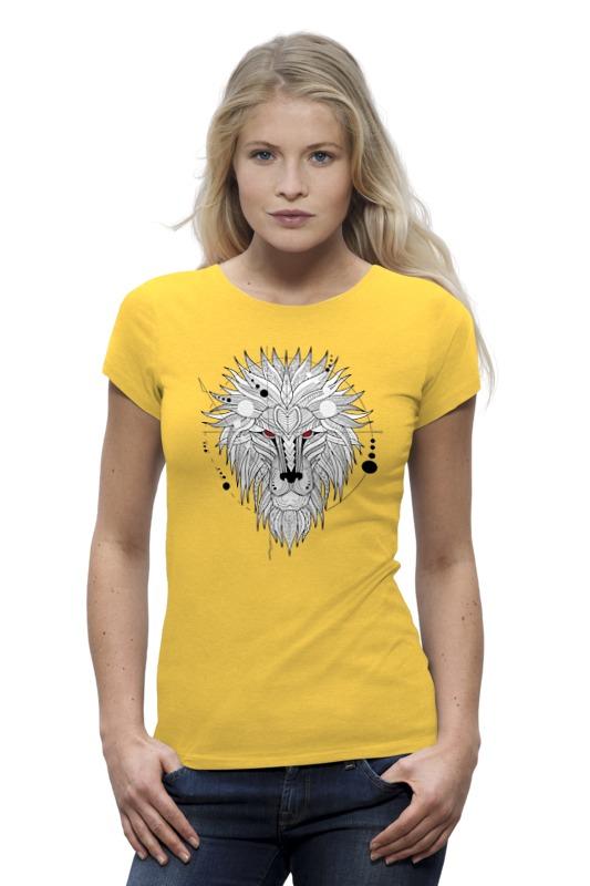 Футболка Wearcraft Premium Printio Лев ( lion) футболка wearcraft premium printio lion