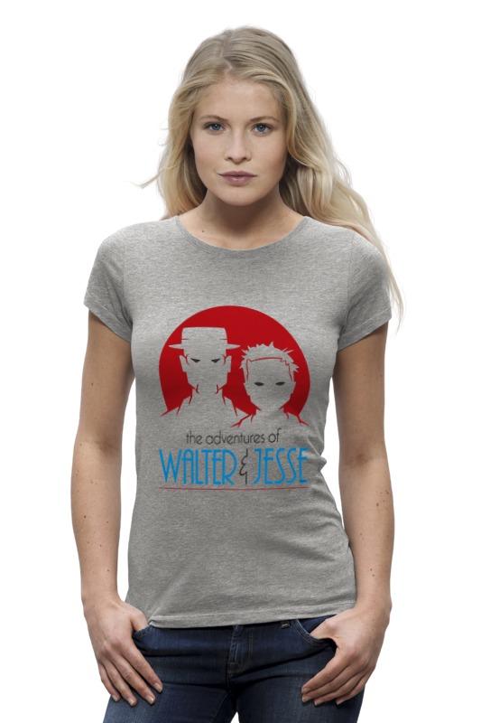 Футболка Wearcraft Premium Printio Walter & jesse футболка стрэйч printio walter