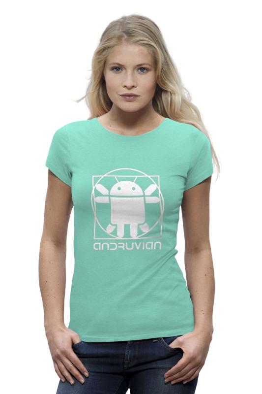 Футболка Wearcraft Premium Printio Витрувианский андроид футболка wearcraft premium printio кит ричардс