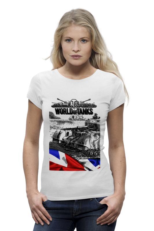 Футболка Wearcraft Premium Printio World of tanks футболка wearcraft premium printio world of tanks 26