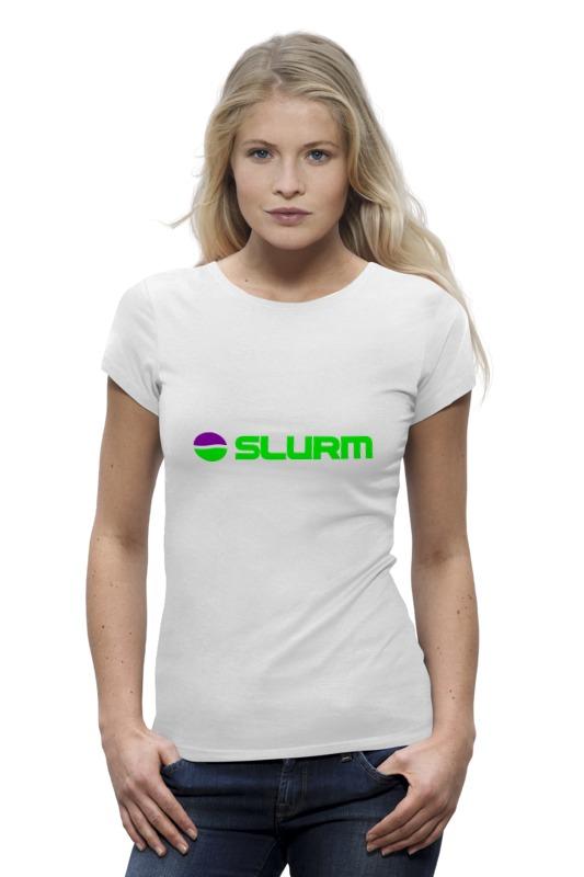 Футболка Wearcraft Premium Printio Slurm футболка wearcraft premium printio nobel prize