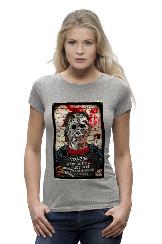 Printio Art horror футболка wearcraft premium printio the horror project