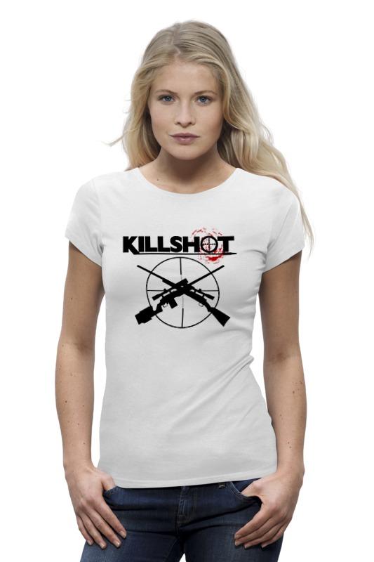 Футболка Wearcraft Premium Printio Sniper футболка wearcraft premium slim fit printio sniper