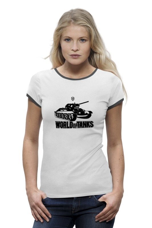 Футболка Wearcraft Premium Printio World of tanks цена