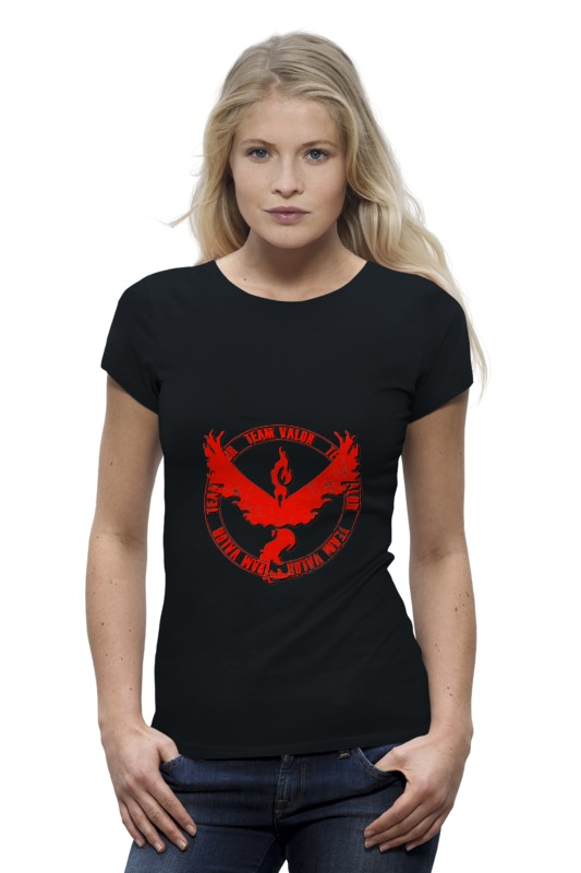 Футболка Wearcraft Premium Printio Team valor