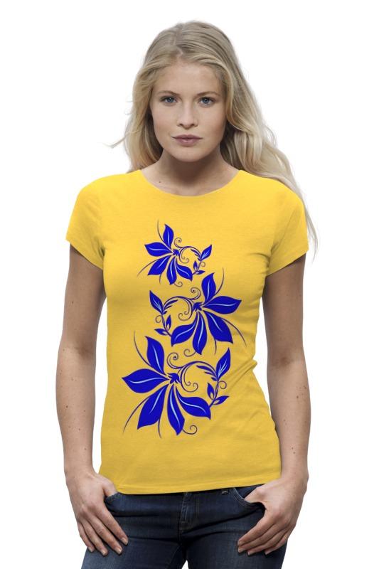 Футболка Wearcraft Premium Printio Цветы счастья цветы для счастья зендудлы isbn 9785906864048