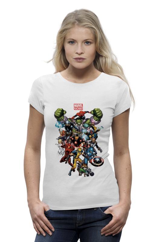 Футболка Wearcraft Premium Printio Marvel comics футболка wearcraft premium printio кит ричардс