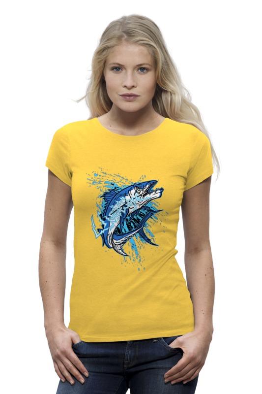 Футболка Wearcraft Premium Printio Акула футболка wearcraft premium printio акула shark