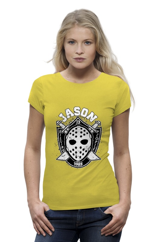 Футболка Wearcraft Premium Printio Jason (friday 13) толстовка wearcraft premium унисекс printio breaking bad