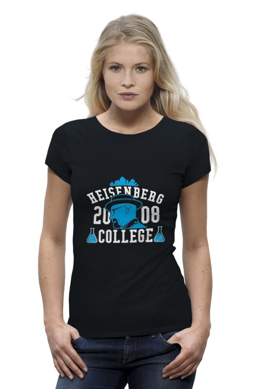 Футболка Wearcraft Premium Printio Heisenberg college футболка wearcraft premium printio кит ричардс