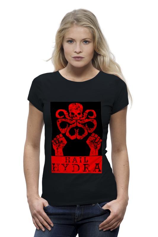 Футболка Wearcraft Premium Printio Hydra arsb футболка для беременных printio arsb skate