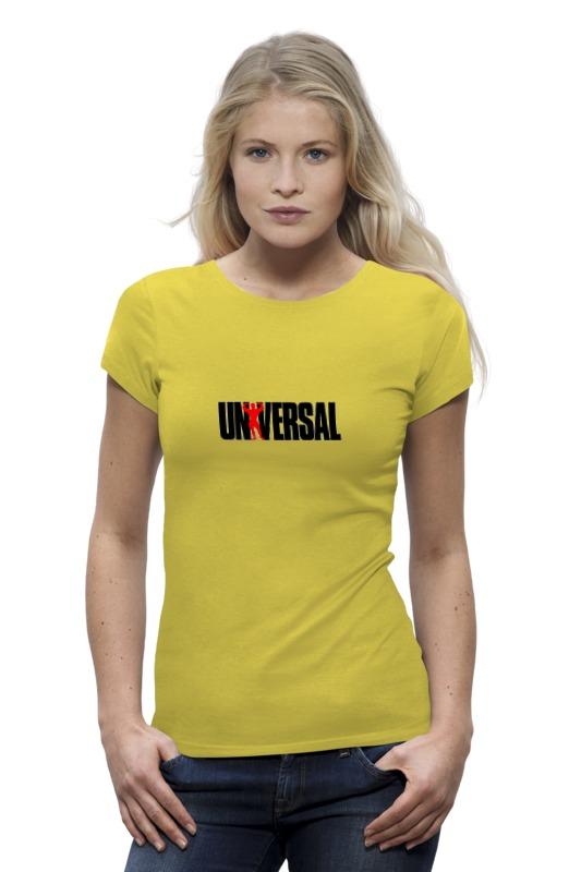 Футболка Wearcraft Premium Printio Universal nutrition футболка классическая printio universal nutrition