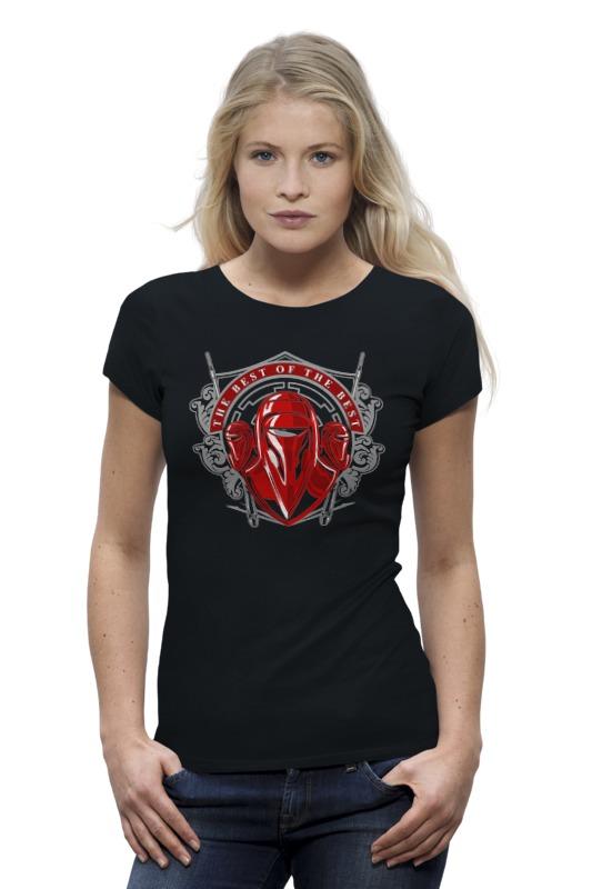 Футболка Wearcraft Premium Printio Королевская гвардия императора футболка охрана