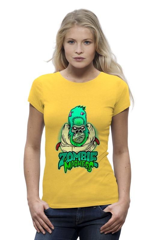 Футболка Wearcraft Premium Printio Zombie madness футболка wearcraft premium printio кит ричардс