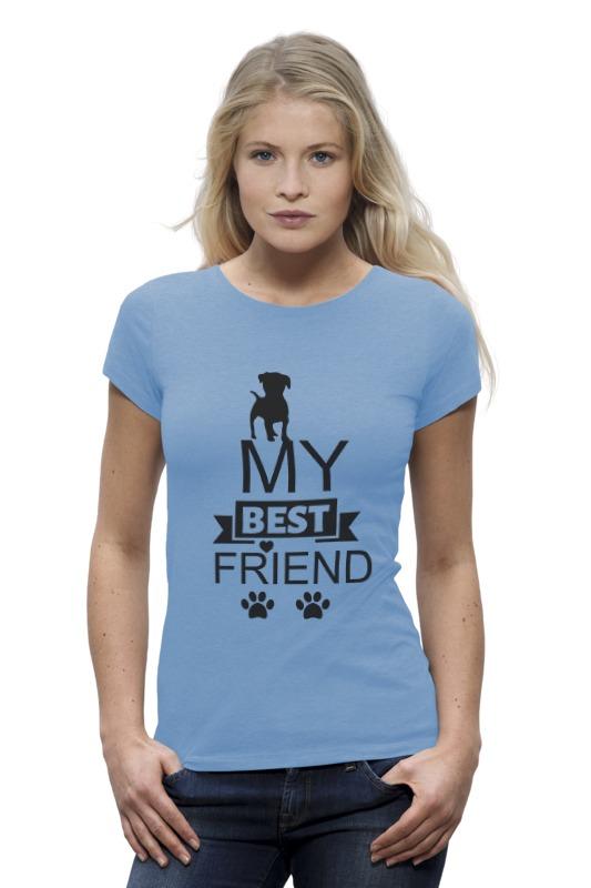 Футболка Wearcraft Premium Printio My best friend bosch my friend mix 20