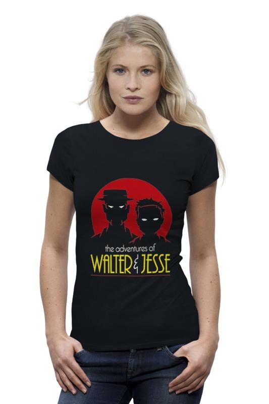 Футболка Wearcraft Premium Printio Walter & jesse футболка wearcraft premium printio ария скрипач