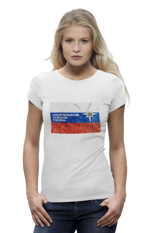Футболка Wearcraft Premium Printio Мчс россии футболка wearcraft premium printio штаты россии