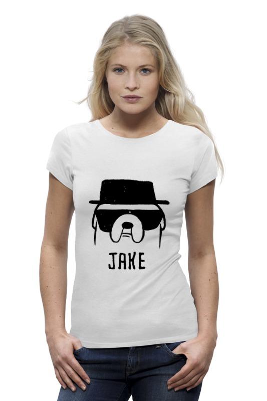 Футболка Wearcraft Premium Printio Jake heisenberg футболка wearcraft premium printio jake heisenberg