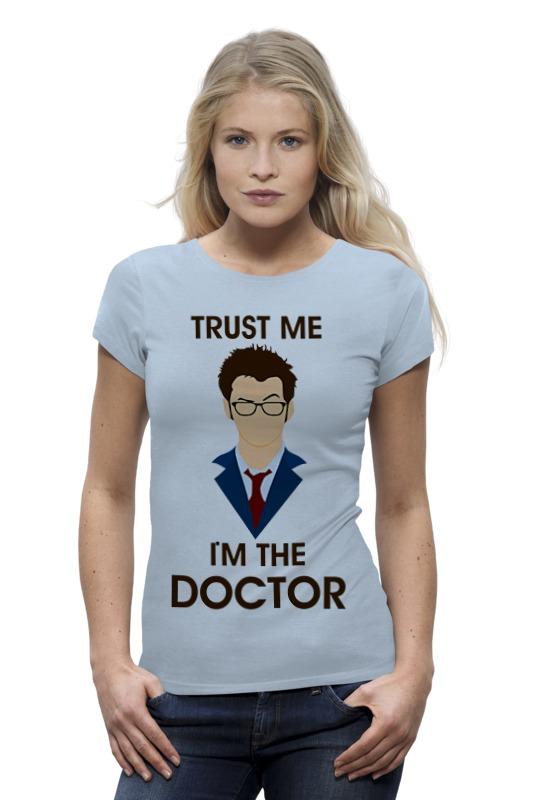 Футболка Wearcraft Premium Printio Doctor who футболка рингер printio доктор кто doctor who