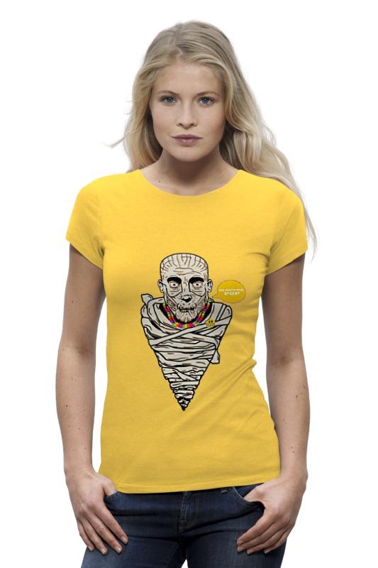 Футболка Wearcraft Premium Printio Mummy mummy