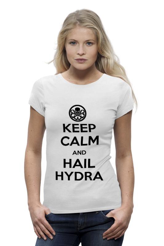 Футболка Wearcraft Premium Printio Гидра футболка wearcraft premium printio hydra arsb