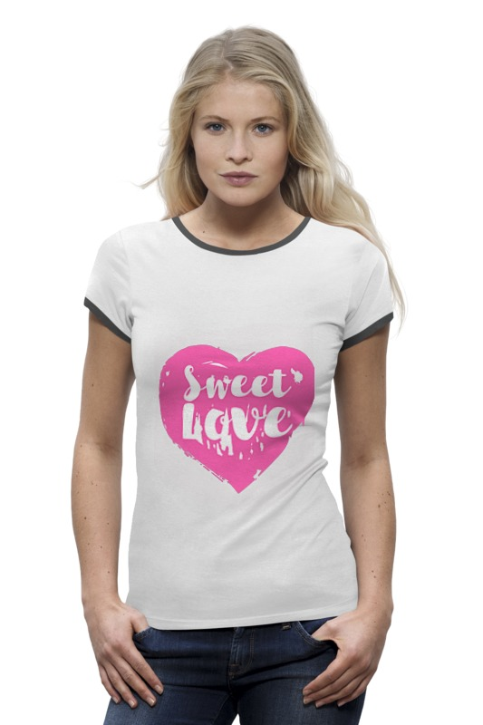 Футболка Wearcraft Premium Printio Sweet love футболка wearcraft premium printio sweet lust