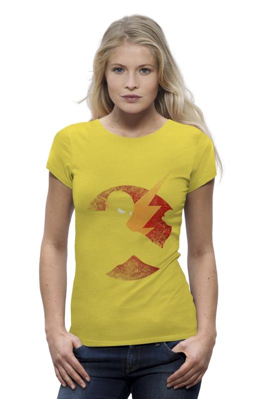 Футболка Wearcraft Premium Printio Flash футболка wearcraft premium printio fat flash