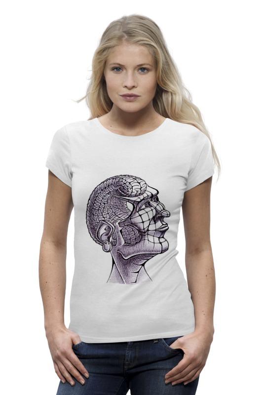 Printio Head-brain футболка wearcraft premium slim fit printio head brain