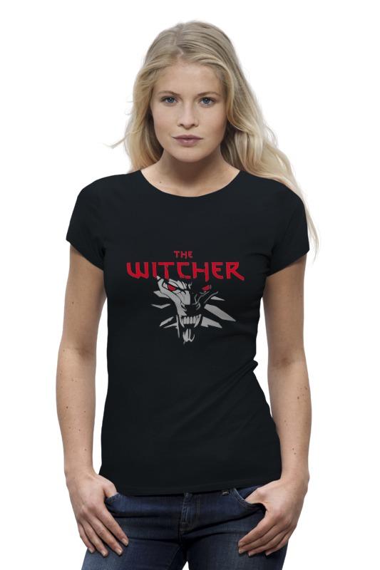 где купить Футболка Wearcraft Premium Printio The witcher 3 по лучшей цене