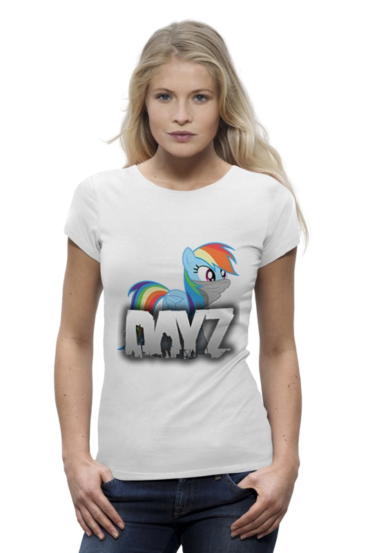 Printio Rainbow in dayz футболка wearcraft premium printio rainbow in dayz