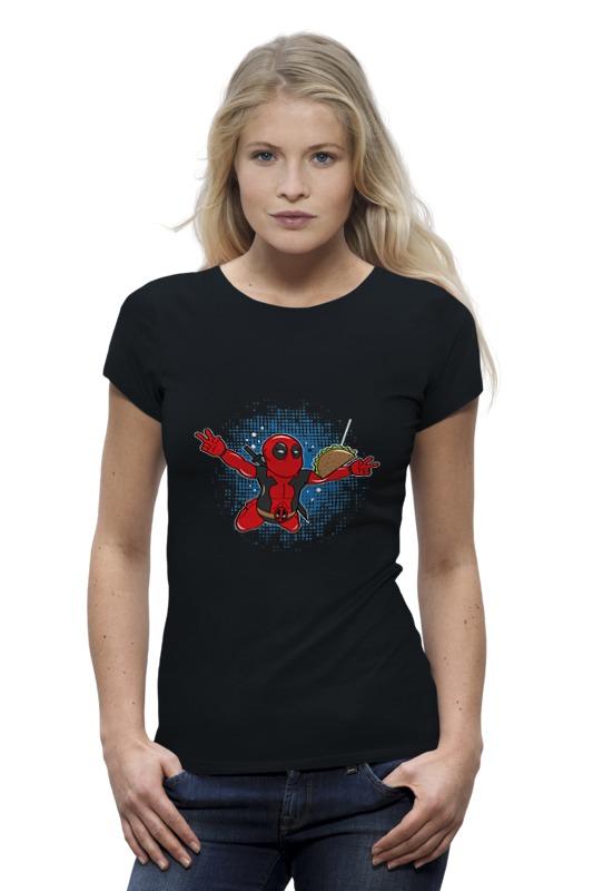 Футболка Wearcraft Premium Printio Deadpool nevermind футболка wearcraft premium printio кит ричардс