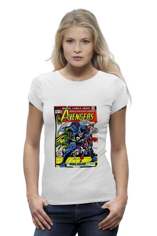 Футболка Wearcraft Premium Printio The avengers / мстители футболка wearcraft premium printio avengers pigs