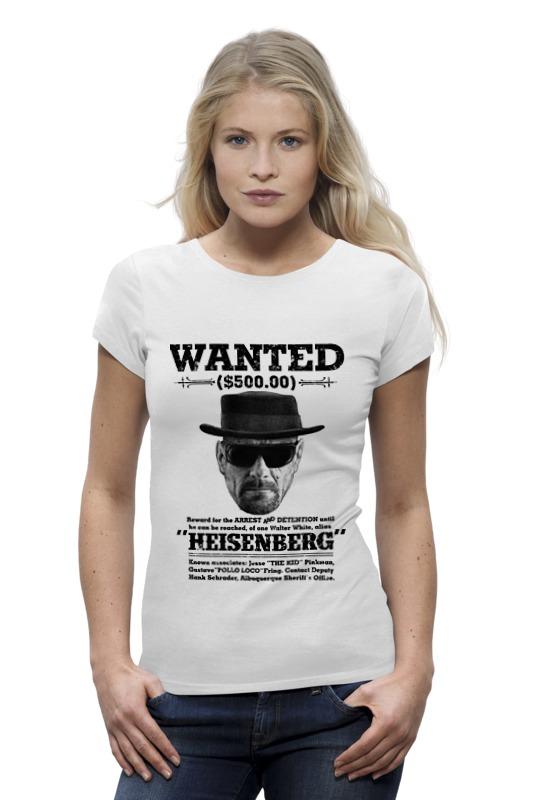 Футболка Wearcraft Premium Printio Heisenberg футболка wearcraft premium printio отечественная война