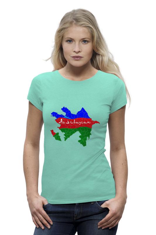 Футболка Wearcraft Premium Printio Азербайджан футболка wearcraft premium printio artorias