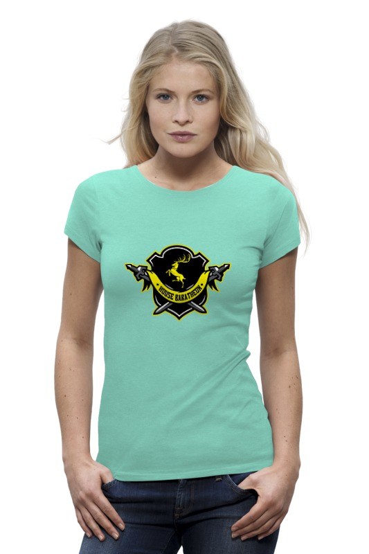 Футболка Wearcraft Premium Printio House baratheon футболка wearcraft premium printio кит ричардс