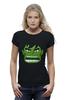 """Футболка Wearcraft Premium (Женская) """"Невероятный Халк (Мстители)"""" - hulk, мстители, avengers, халк"""