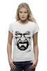 "Футболка Wearcraft Premium ""хайзенберг"" - во все тяжкие, breaking bad, walter white, уолтер уайт, heisenberg, хайзенберг"