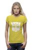 """Футболка Wearcraft Premium (Женская) """"Transformers Autoboats team"""" - роботы, transformers, трансформеры, автоботы, мульфильм"""